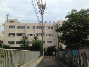 中川中校舎