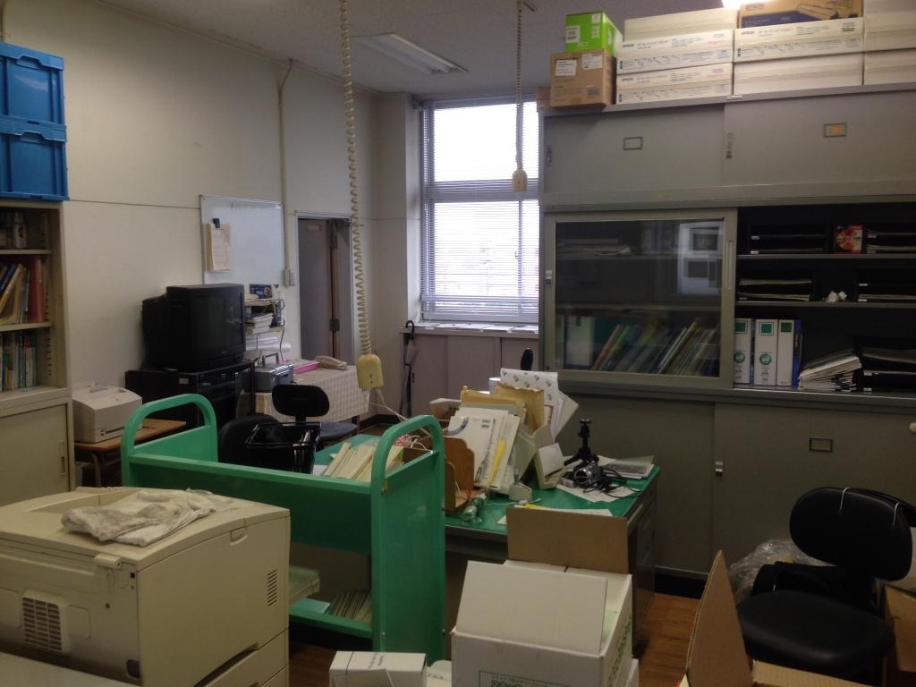 江北高校情報化準備室